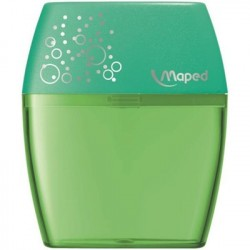 Maped Shaker Manual pencil sharpener Verde 634755
