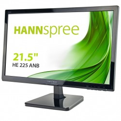 Hannspree Hanns.G HE225ANB monitor piatto per PC 54,6 cm 21.5 Full HD Nero