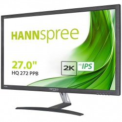 Hannspree Hanns.G HQ 272 PPB LED display 68,6 cm 27 Wide Quad HD LCD Nero HQ272PPB