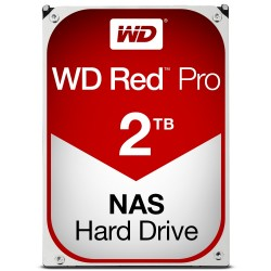 Western Digital Red Pro 3.5 2000 GB Serial ATA III WD2002FFSX
