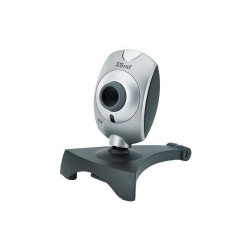 Trust Primo webcam 2 MP 640 x 480 Pixel USB 2.0 Nero, Argento 17405