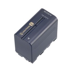 Sony NP F970 cameracamcorder battery NPF970.CE