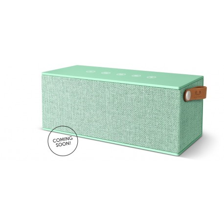 Fresh n Rebel Rockbox Brick XL Fabriq Edition Altoparlante portatile stereo 20W Turchese 1RB5500PT