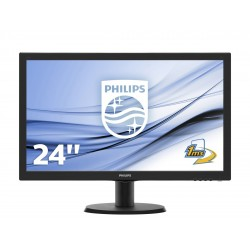Philips Monitor LCD con SmartControl Lite 243V5LHAB00