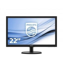 Philips Monitor LCD con SmartControl Lite 223V5LSB00