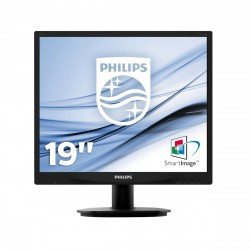 Philips Brilliance Monitor LCD con retr. LED 19S4QAB00