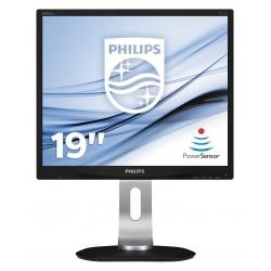 Philips Brilliance Monitor LCD con retr. LED 19P4QYEB00