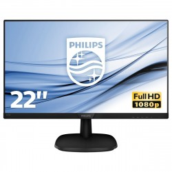 Philips Monitor LCD Full HD 223V7QHAB00