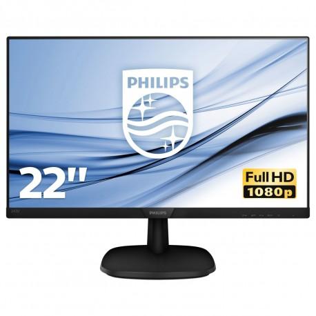 Philips Monitor LCD Full HD 223V7QHAB00