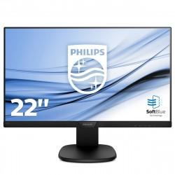 Philips Monitor LCD con tecnologia SoftBlue 223S7EHMB00