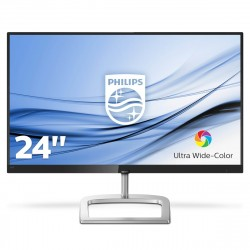 Philips E Line Monitor LCD con Ultra Wide Color 246E9QSB00