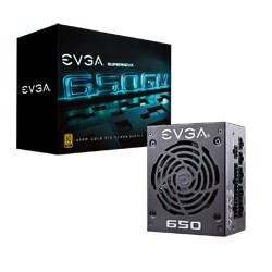 EVGA 650 GM 80 PLUS GOLD 650W