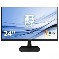Philips V Line Monitor LCD Full HD 243V7QSB00
