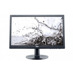 AOC M2060SWDA2 LED display 49,6 cm 19.5 Full HD Opaco Nero