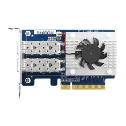 QNAP DUALPORT SFP 10GBE NW EXPCARD