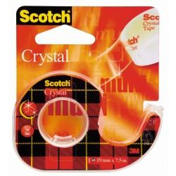 Scotch NASTRO TR CRYSTAL600 19MMX7.5M