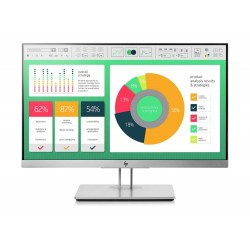 HP EliteDisplay E223 LED display 54,6 cm 21.5 Full HD Nero, Argento 1FH45ATABB