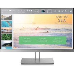 HP EliteDisplay E233 LED display 58,4 cm 23 Full HD Nero, Argento 1FH46ATABB