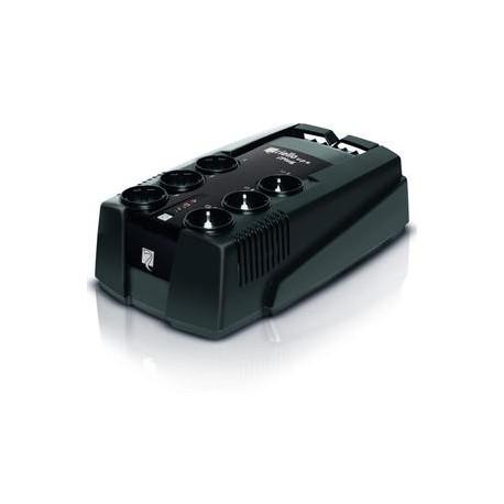 Riello  iPlug 600 gruppo di continuità UPS 600 VA 360 W 3 presae AC AIPE600IRU