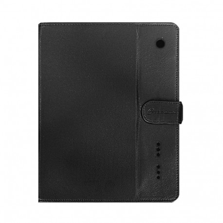Techmade TM 1028 10BK custodia per tablet 25,4 cm 10 Custodia a libro Nero