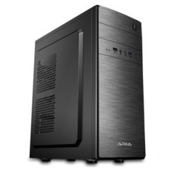 Atlantis Land Aria C183 Midi ATX Tower Nero WL01 C183