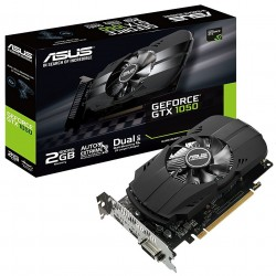 ASUS PH GTX1050 2G GeForce GTX 1050 2 GB GDDR5 90YV0AA0 M0NA00
