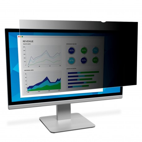 Image of 3M Filtro Privacy per monitor widescreen da 20,1 1610 80428