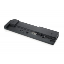 Fujitsu S26391 F1607 L119 replicatore di porte e docking station per notebook Nero