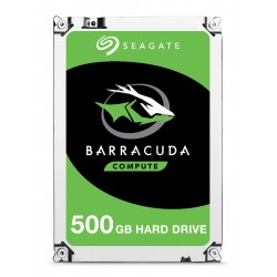 Seagate Barracuda ST500DM009 disco rigido interno 3.5 500 GB Serial ATA III