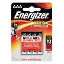 Energizer Max AAA Batteria monouso AAAA Alcalino 632832