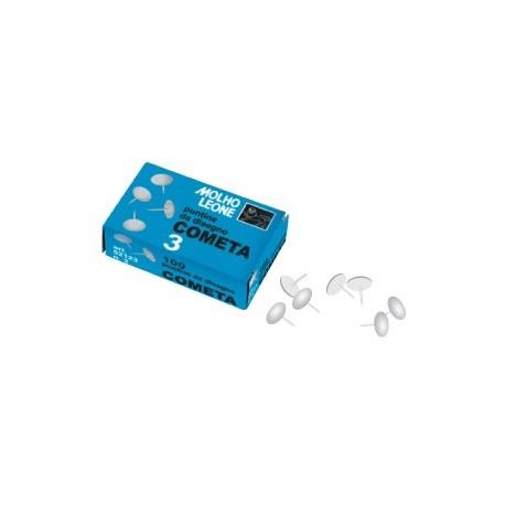 Molho Leone Metal pins N3 Acciaio inossidabile 52123