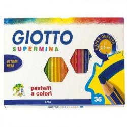 Giotto Supermina set da regalo penna e matita 235900