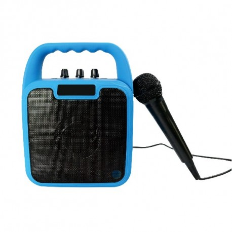 Image of Celly KIDSPARTYBL altoparlante portatile 10 W Altoparlante portatile mono Nero, Blu