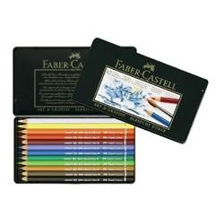 Faber Castell 114413 12pezzoi matita di grafite