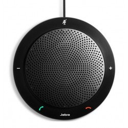 Jabra SPEAK 410 MS vivavoce PC Nero USB 2.0 7410 109