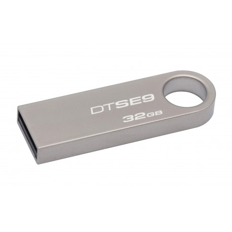 Kingston Technology SE9 32GB unit flash USB USB tipo A 2.0 Beige DTSE9H32GB