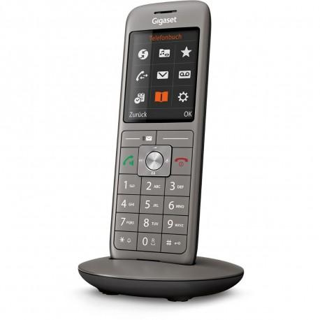 Gigaset  C670H Pro Telefono analogicoDECT Grigio Identificatore di chiamata S30852H2869K151