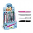 Niji 60083 penna a sfera Multifunction ballpoint pen 15 pezzoi