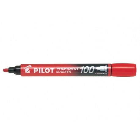 Pilot CF12MARKER SCA100 ROSSO