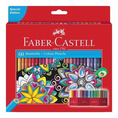 Faber Castell CF60 MATITE ECO TRIANGOLARI