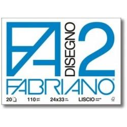 Fabriano CF10ALBUM F2 PMET 10FF LISRIQ 24X33