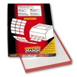 Markin CF100 ETICHETTE 45X29 7MM
