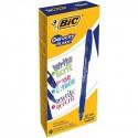 BIC Gel-ocity illusion Penna in gel retrattile Blu 12 pezzoi 943440