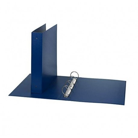 Favorit 100460400 raccoglitore ad anelli Polipropilene PP Blu