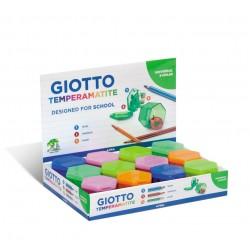 Giotto CF24TEMPERAMATITE 3 FORI Manual pencil sharpener Multicolore 233000