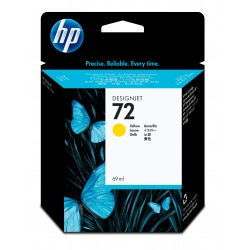 HP 72 Originale Giallo C9400A