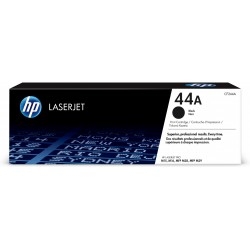 HP 44A Black Original LaserJet Toner Cartridge Originale Nero 1 pezzoi CF244A