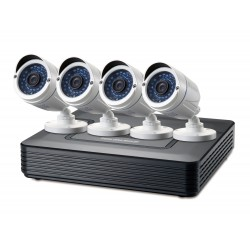 LevelOne Level One DSK 8001 8 Channel CCTV Kit