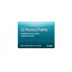 D Link DWC 2000 AP32 LIC licenza per softwareaggiornamento