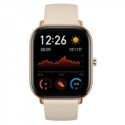 Xiaomi Amazfit GTS smartwatch Gold AMOLED 4.19 cm 1.65 Cellular GPS satellite gold, 4.19 cm 1.65, AMOLED